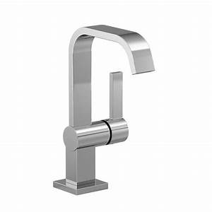 Dornbracht bath faucet imo single lever 3 canaroma bath for Dornbracht bathroom faucets