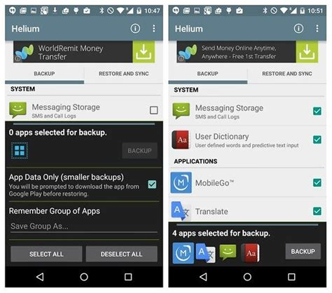 how to backup everything on android how to back up android and keep your data safe androidpit
