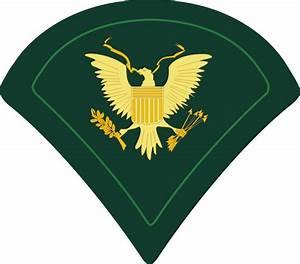 Army Specialist Decal Sticker