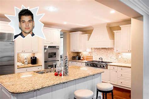 Rob Kardashian   Stunning Celebrity Kitchens   Lonny
