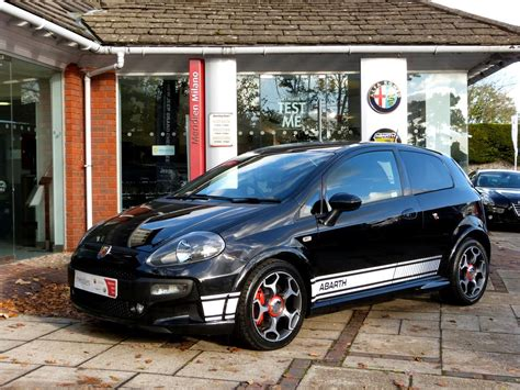 abarth punto evo abarth supersport  sale