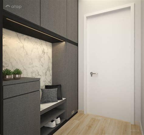 Condo Foyer Ideas by Contemporary Modern Foyer Condominium Design Ideas