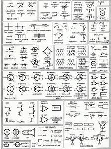 Residential Wiring Diagram Symbols