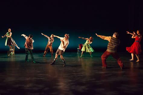 Sunshine and shadow: The Mark Morris Dance Group returns ...