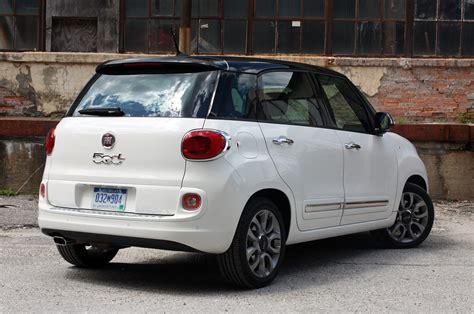 Fiat 500l Price Usa by 2014 Fiat 500l Drive Autoblog