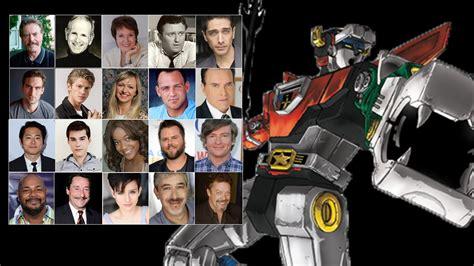voltron voice cast
