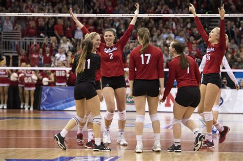 What Time Does The Husker Volleyball Game Start Tonight