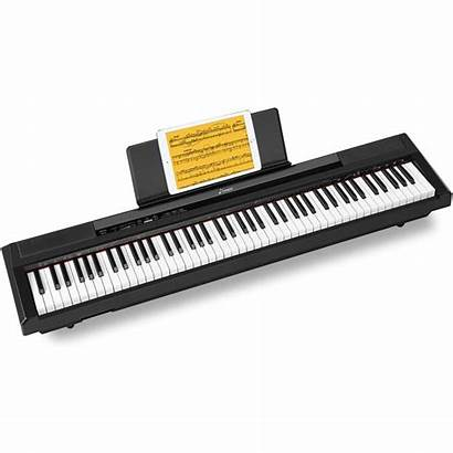 Piano Donner Keyboard Dep Keys Portable Electronic