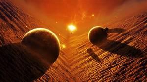 All planets go to heaven by AbikK on DeviantArt