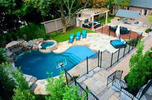 Small Backyard Pool Oasis Ideas