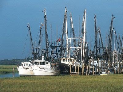 Boating Trips Near Me by Shrimp Boats Near Beaufort Sc Travel Places