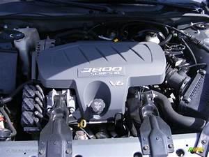 2004 Pontiac Grand Prix Gt Sedan 3 8 Liter 3800 Series Iii V6 Engine Photo  89722999
