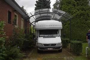 Carport Camping Car : des carports design pour camping car au meilleur prix bozarc ~ Melissatoandfro.com Idées de Décoration