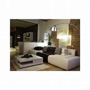 Lampadaire Salon Design : grand lampadaire arc design socle marbre noir sur lampe avenue ~ Preciouscoupons.com Idées de Décoration