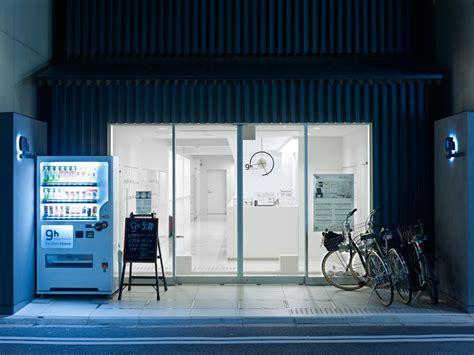 9h Nine Hours - Jonathan Savoie > Architecture