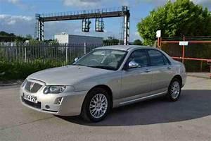 Rover 2004 75 Diesel Connoisseur Se Cdti Automatic Gold