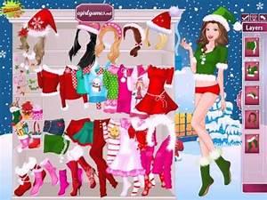 Jeux De Cuisine Gratuit : barbie christmas night dress up juegos gratis jeux ~ Dailycaller-alerts.com Idées de Décoration