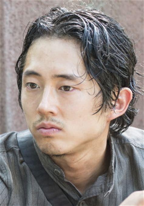 Glenn was the literally the best of all people on the walking dead: Glenn Rhee (TV Series) - Walking Dead Wiki