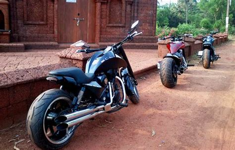 Modified Bike For Sale In Jaipur by Royal Enfield Bullet Modification Bulleteer Customs