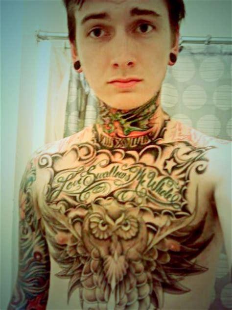 chest tattoos men  arts