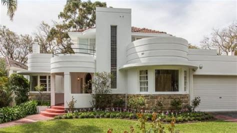 Art Deco Home Style : Styles Of Houses & Types Of Homes-garden State Home Loans