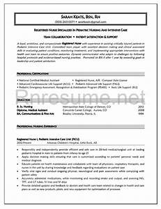 1000 ideas about Rn Resume on Pinterest