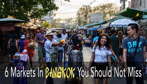 Garden Decoration Bangkok by 6 Markets In Bangkok You Should Not Miss Nomads