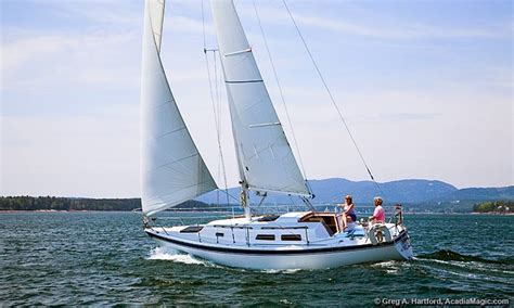 Sailboats For Rent by Sailboat Rentals In Acadia Mansell Boat Rentals