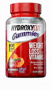 Hydroxycut Gummy Diet Pills