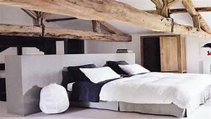 Idee De Deco Pour Chambre : id e d co chambre adulte grise ~ Melissatoandfro.com Idées de Décoration