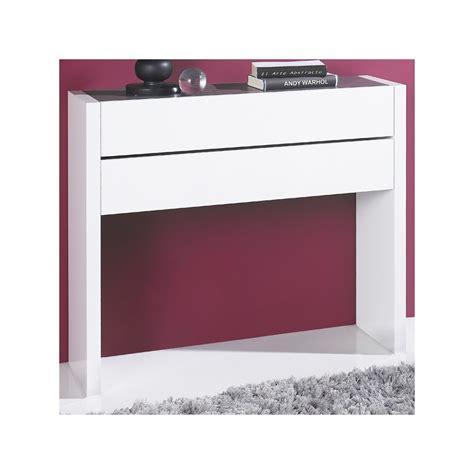 cuisine bois et blanc laqué meuble d 39 entrée blanc laqué miroirs nosila univers