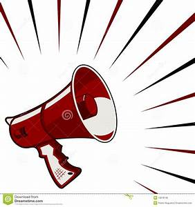 Megaphone Announcement Royalty Free Stock Image - Image ...