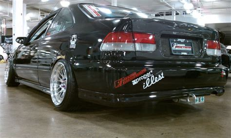 Honda Civic Ccw Classic 16x9.5