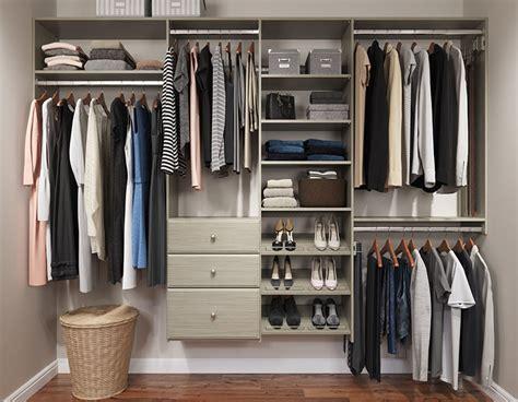 closet organizers    custom closet