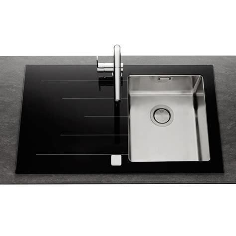 meuble sous evier cuisine castorama meuble de cuisine avec evier inox evier salle de bain