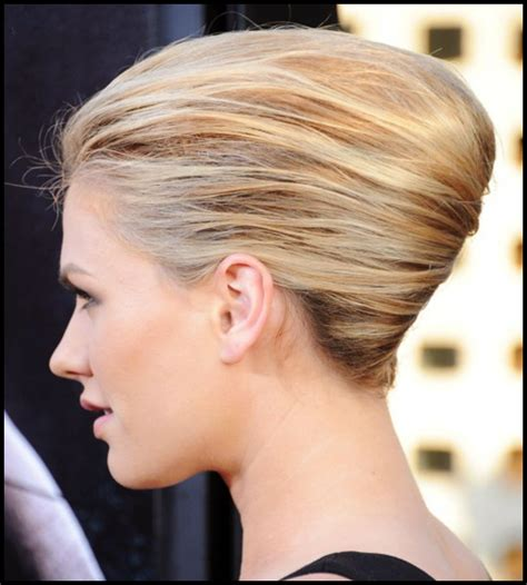 Hairstyles For Thin Hair Updos by Easy Updos For Thin Hair Hair Fashion