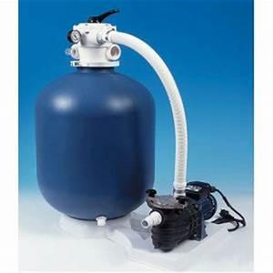aqualux 103461 filtre a sable 10 m3 h pour piscine hors With sable pour filtration piscine hors sol 9 la piscine naturelle