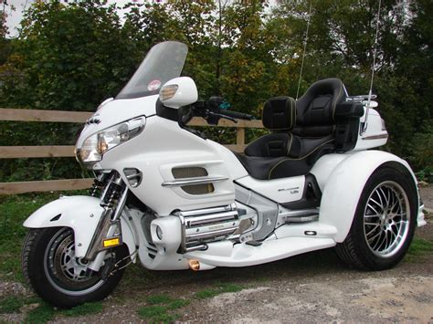 Honda Goldwing Gl1800 Eml Martinique Gt Trike