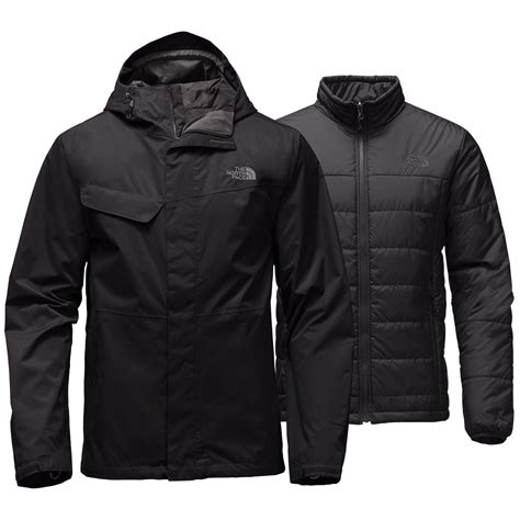 north face mens beswick triclimate jacket eastern