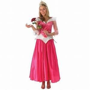 Deguisement Princesse Disney Adulte : d guisement la belle au bois dormant adulte medium ~ Mglfilm.com Idées de Décoration