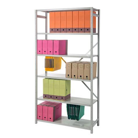etagere rangement bureau étagère de bureau pour rangement archives et de documents