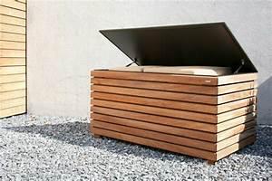 Sitzbank mit stauraum fur innen oder aussen for Garten planen mit sitzbank mit stauraum für balkon