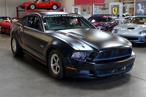 Mustang Cobra : 2014 Ford Mustang Cobra Jet