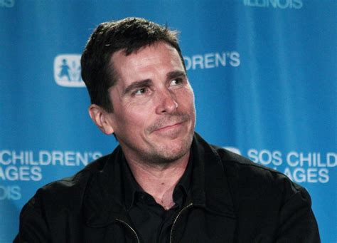 Christian Bale Launches Sos Campaign Voicesfostercare