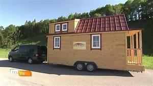 Minihaus Auf Rädern : orf heute mittag minihaus auf r dern youtube ~ Michelbontemps.com Haus und Dekorationen