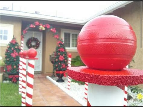 how to fix christmas lawn ornaments diy decoration