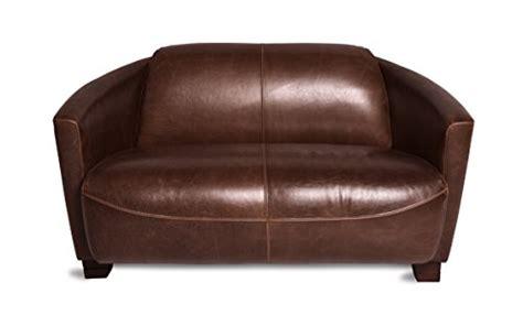 Ledersofa Clubsofa Ledercouch Lounge Sofa Couch Zweisitzer