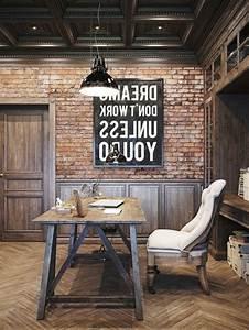 Bureau Style Industriel : decoration style industriel ~ Teatrodelosmanantiales.com Idées de Décoration