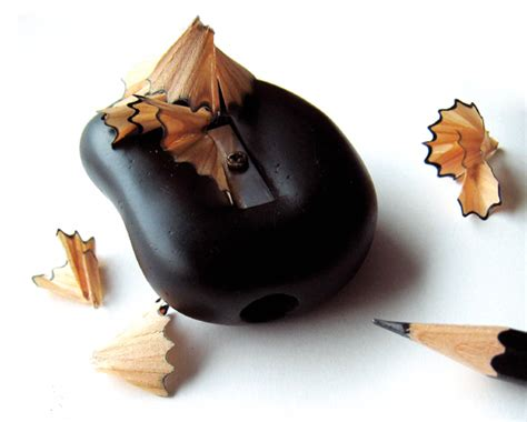 stone pencil sharpener  shen hui hsu