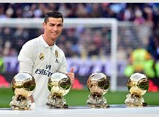 Cristiano Ronaldo deserves fifth Ballon d'Or award